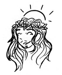 La fille de Dieu ?